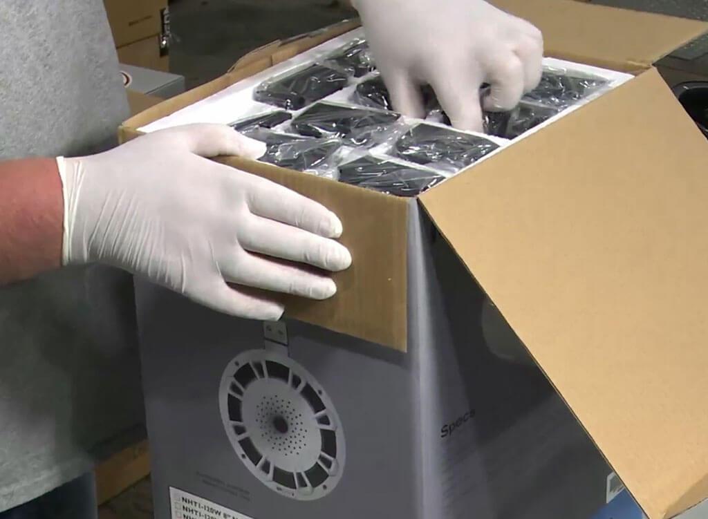 Electronics Rework - First Logistics